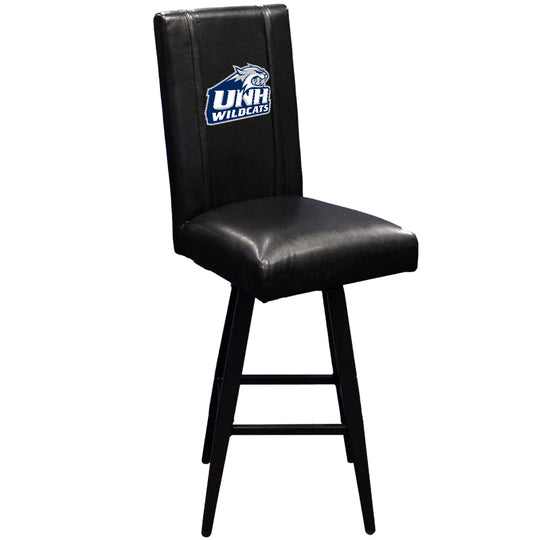 Swivel Bar Stool 2000 with New Hampshire Wildcats Logo