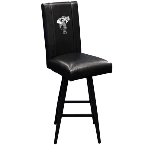 Swivel Bar Stool 2000 with Northern Arizona University Lumberjacks Logo