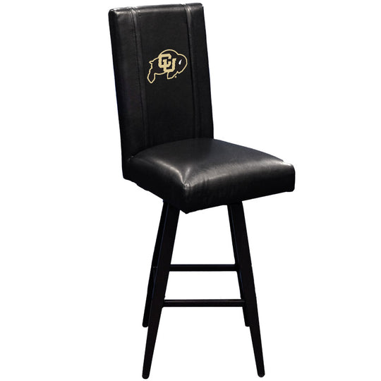 Swivel Bar Stool 2000 with Colorado Buffaloes Logo