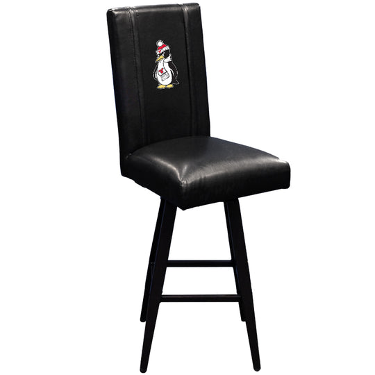 Swivel Bar Stool 2000 with Youngstown State Penguins Logo