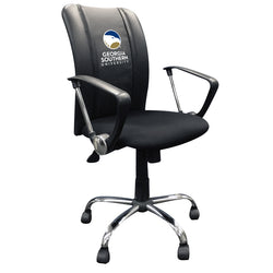 Curve Task Chair with Georgia Southern University Logo