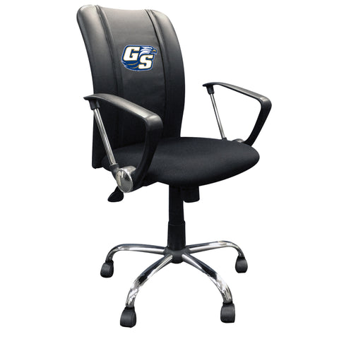 Curve Task Chair with Georgia Southern GS Eagles Logo