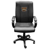 Office Chair 1000 with Western Michigan Broncos Logo