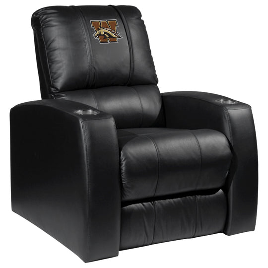 Relax Recliner with Western Michigan Broncos Logo