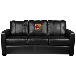 Silver Sofa with Northern State N Logo Panel