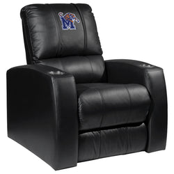 Relax Recliner with Memphis Tigers Logo Panel