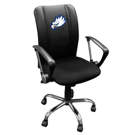 Curve Task Chair with Oklahoma State Cowboys Athl Logo