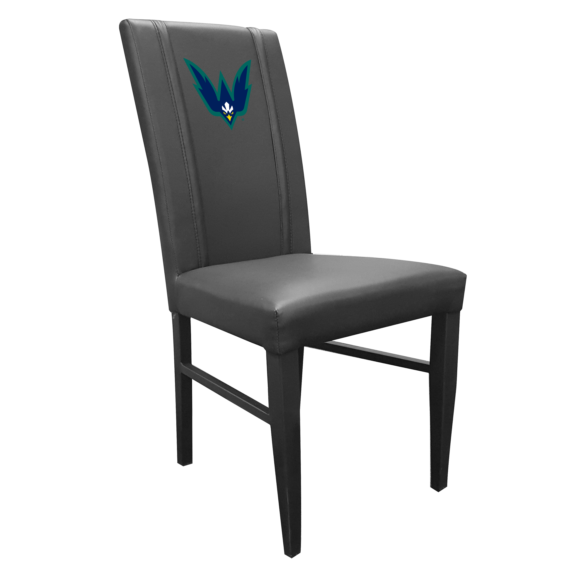 Side Chair 2000 with UNC Wilmington Alternate Logo Set of 2