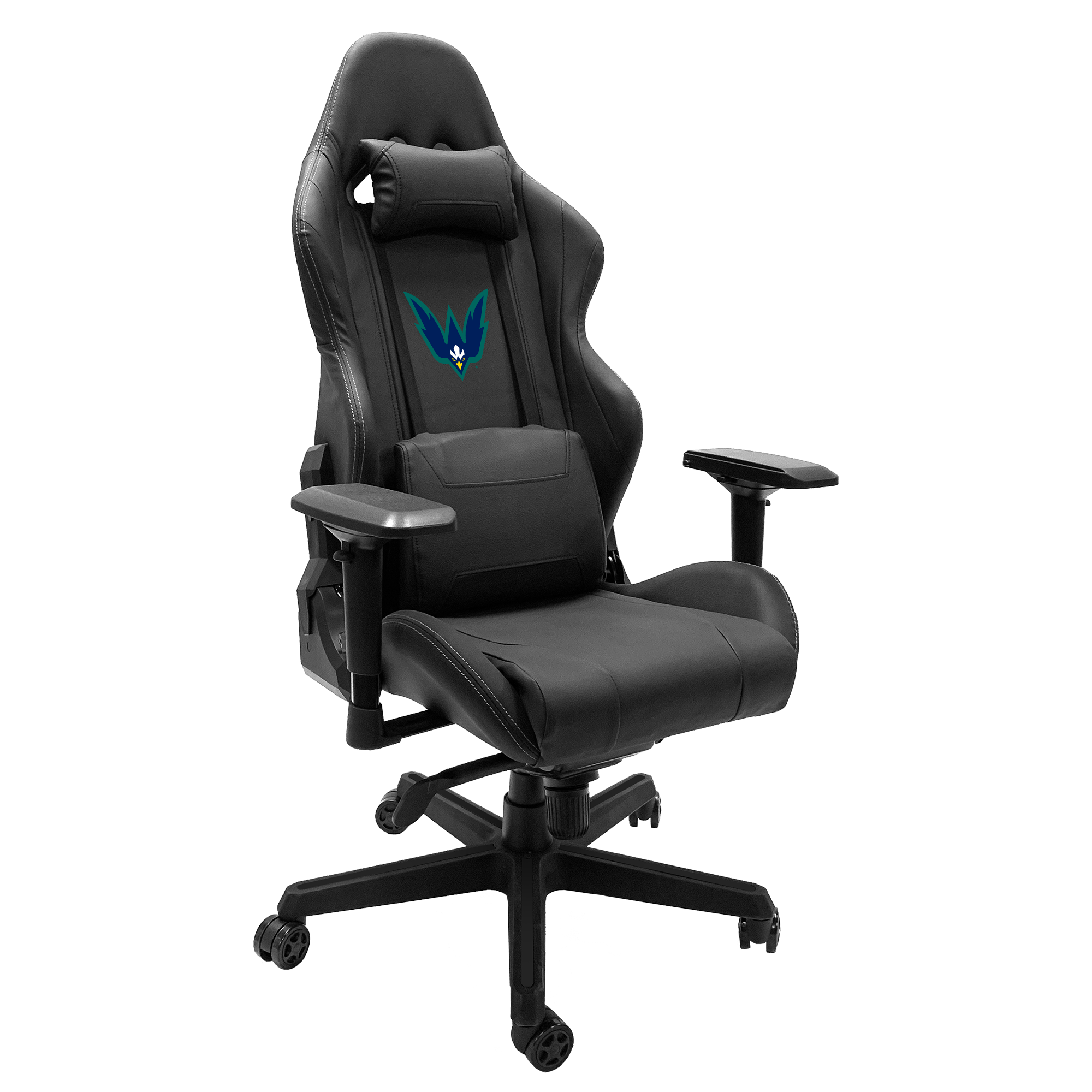 Xpression Gaming Chair with UNC Wilmington Alternate Logo