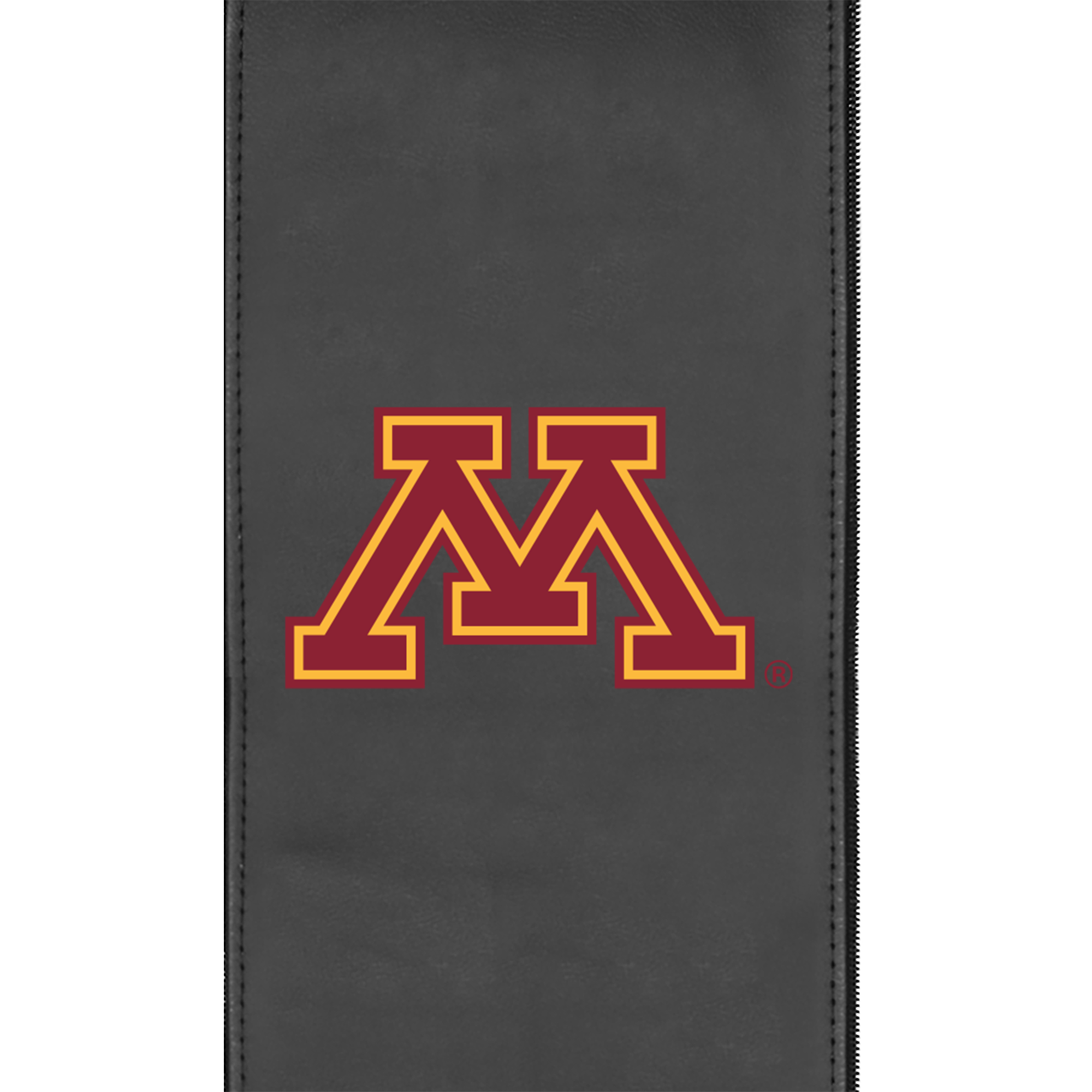 Side Chair 2000 with University of Minnesota Primary Logo Set of 2