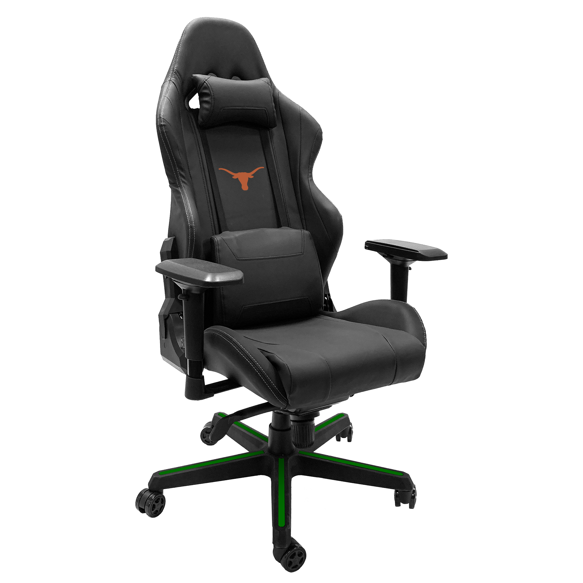 Xpression Gaming Chair with Texas Longhorns Primary