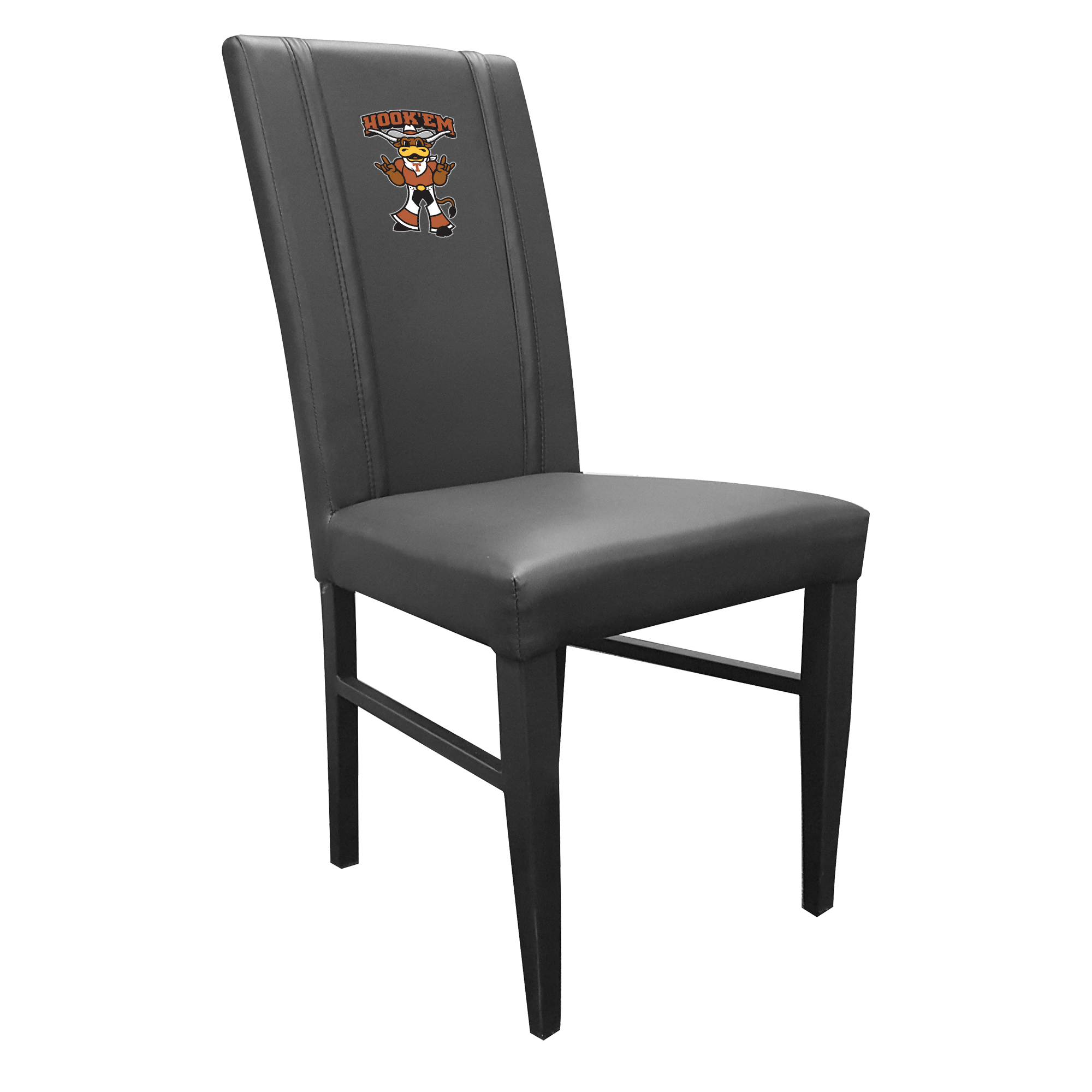 Side Chair 2000 with Texas Longhorns Alternate