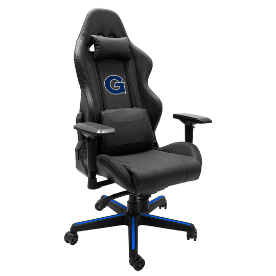 Xpression Gaming Chair with Georgetown Hoyas Primary