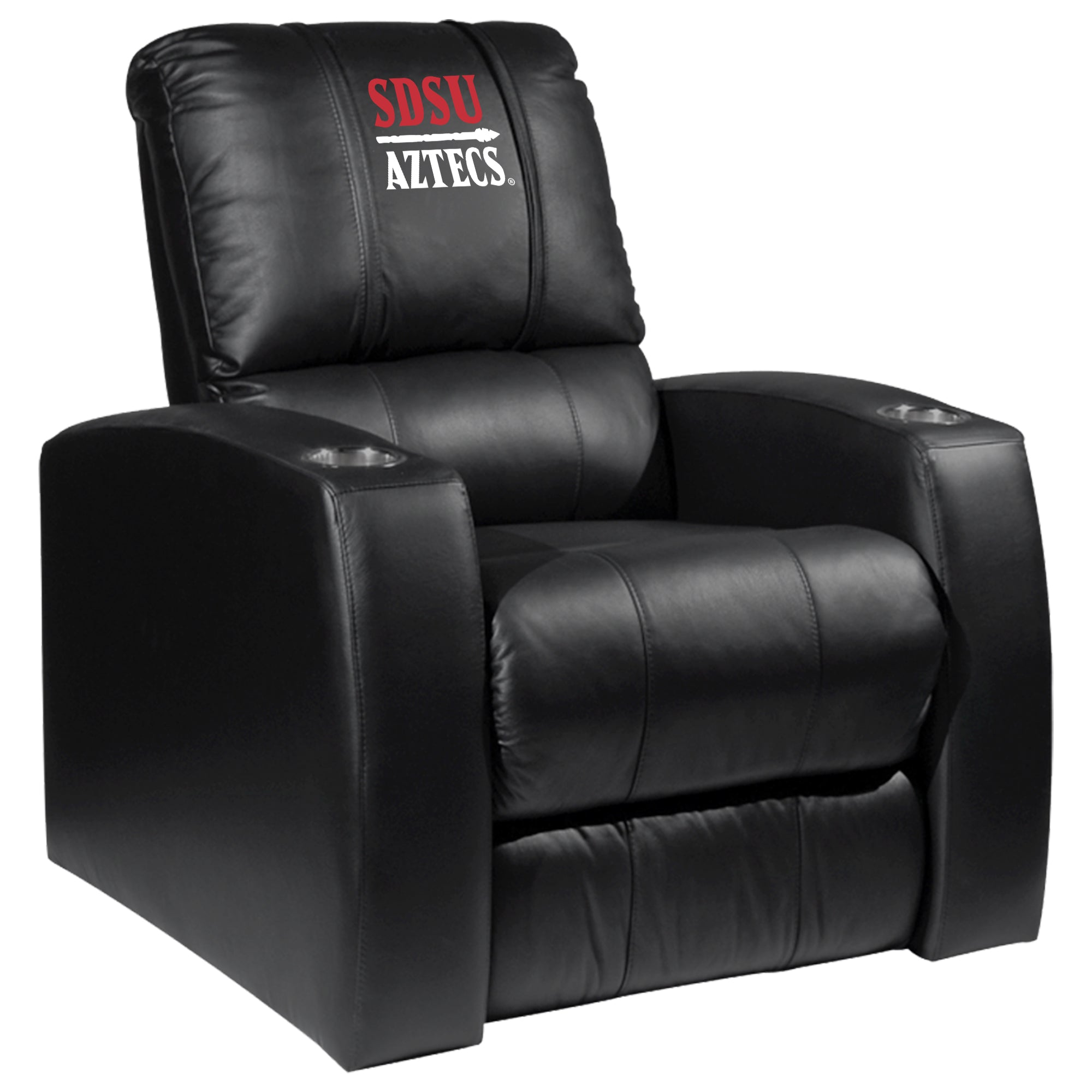 Relax Recliner with San Diego State Secondary