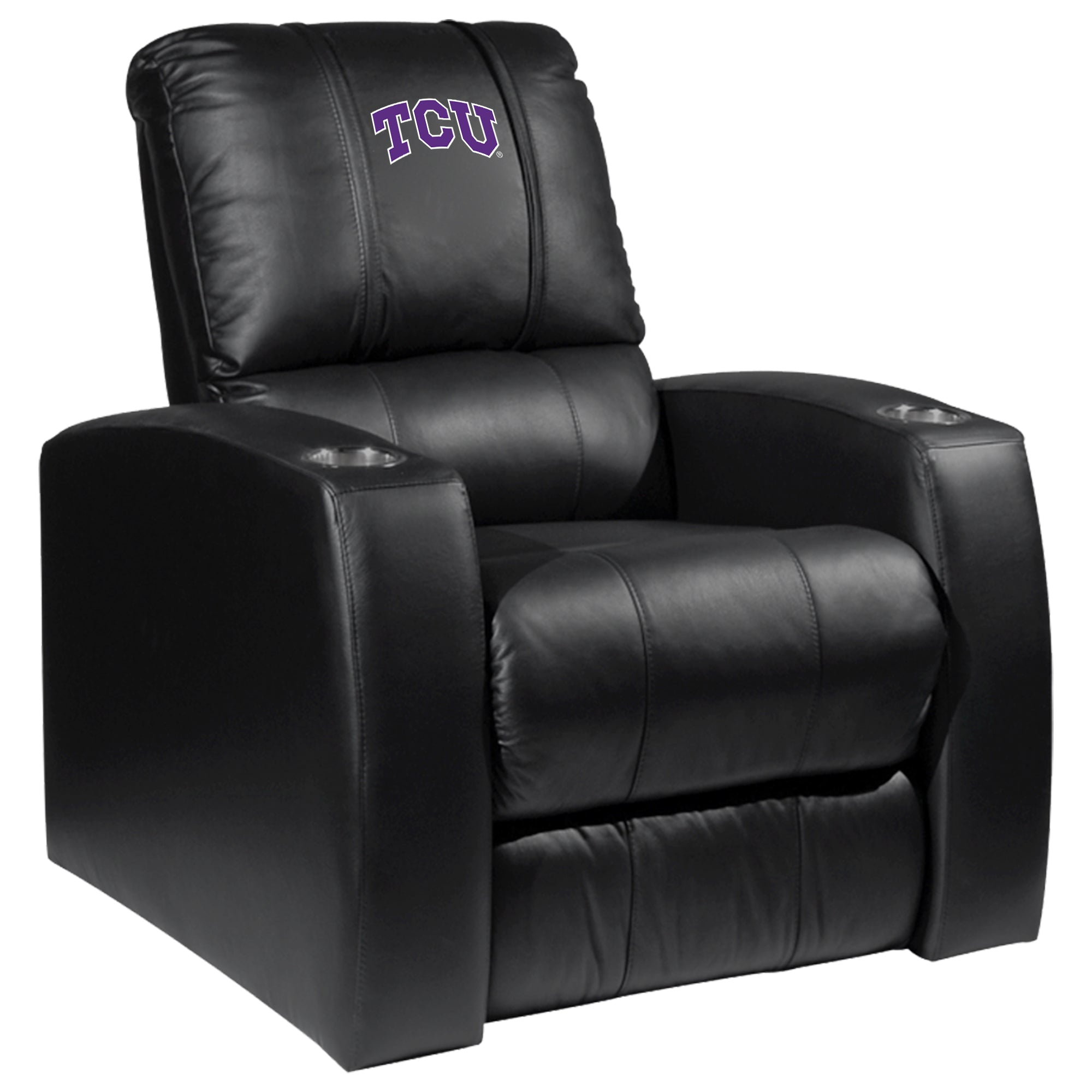 Relax Recliner with TCU Horned Frogs Primary