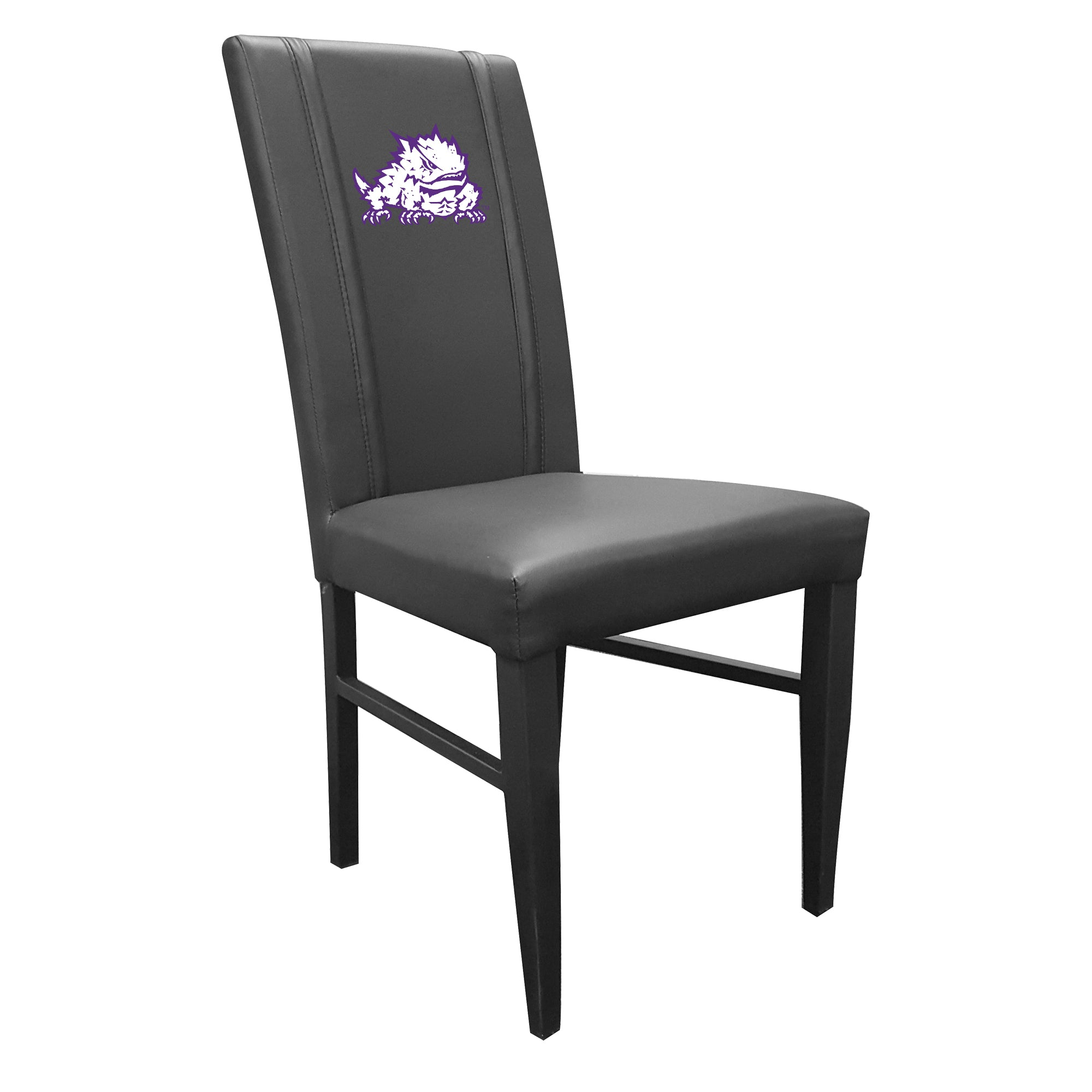 Side Chair 2000 with TCU Horned Frogs Secondary