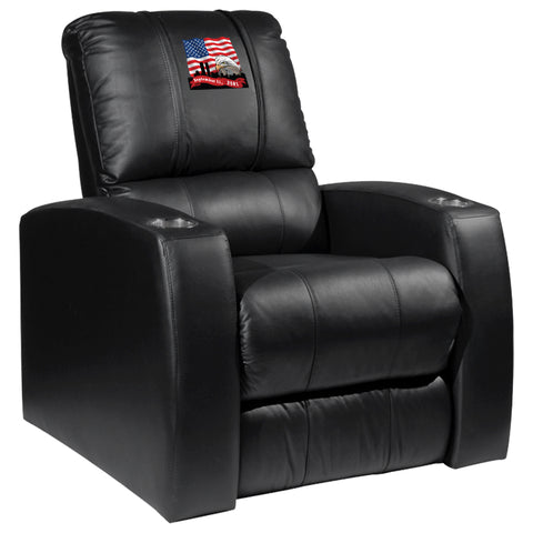 Relax Recliner with 9/11 Eagle Logo Panel