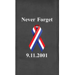 9/11 Never Forget Logo Panel