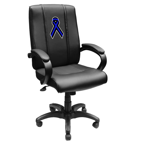 Office Chair 1000 with Blue Ribbon Logo Panel