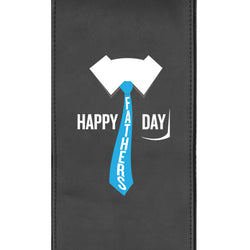 Father's Day Tie Logo Panel