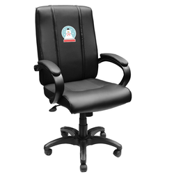 Office Chair 1000 with Snowman Globe Logo Panel