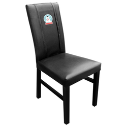 Side Chair 2000 with Snowman Globe Logo Panel