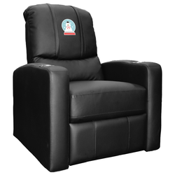 Stealth Recliner with Snowman Globe Logo Panel