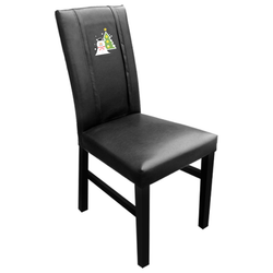 Side Chair 2000 with Snowman and Tree Logo Panel