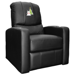 Stealth Recliner with Snowman and Tree Logo Panel