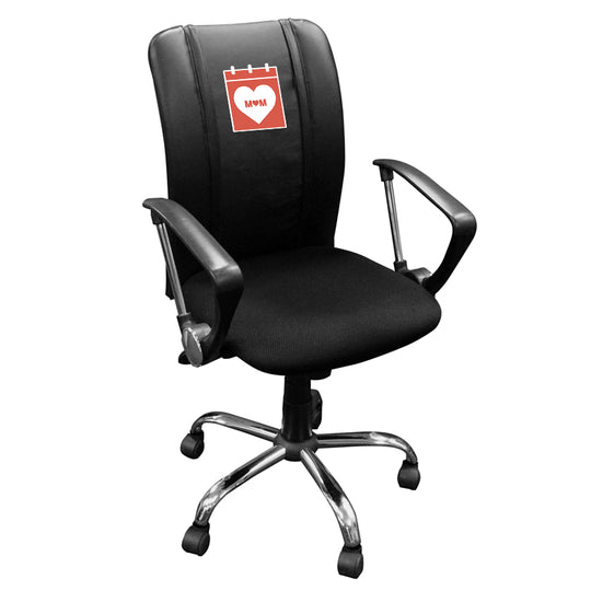 Curve Task Chair with 2019 Mothers Day Logo