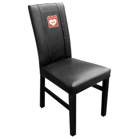 Side Chair 2000 with 2019 Mothers Day Logo