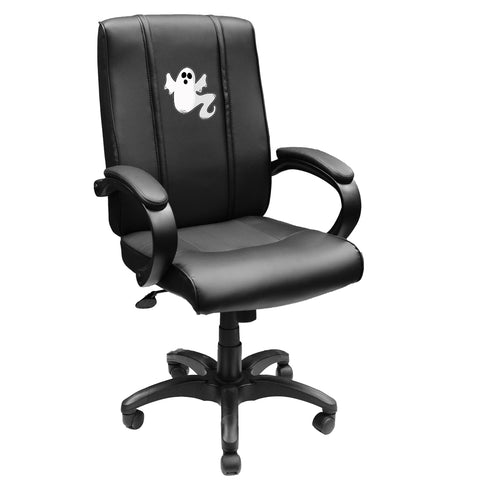 Office Chair 1000 with Zippy The Ghost Logo