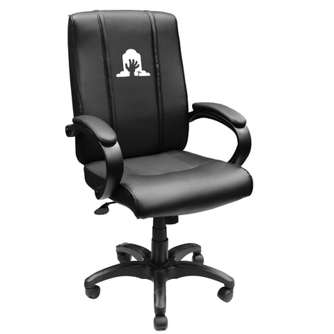 Office Chair 1000 with Ghoulish Rising Hand Halloween Logo