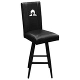Swivel Bar Stool 2000 with Ghoulish Rising Hand Halloween Logo