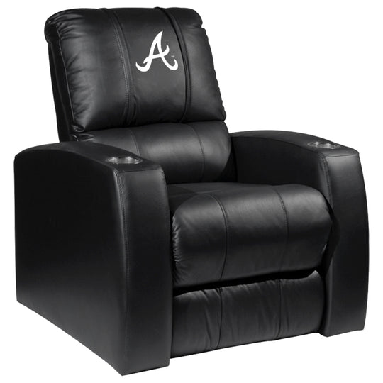 Relax Recliner with Atlanta Braves Secondary