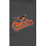Rocker Recliner with Baltimore Orioles Logo