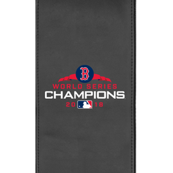 Boston Red Sox 2018 Champions Logo Panel