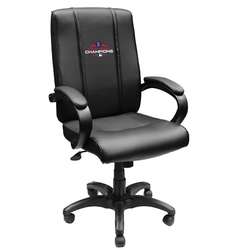 Office Chair 1000 with Boston Red Sox 2018 Champions Logo Panel