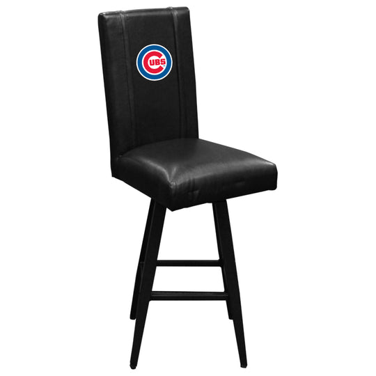 Swivel Bar Stool 2000 with Chicago Cubs Logo