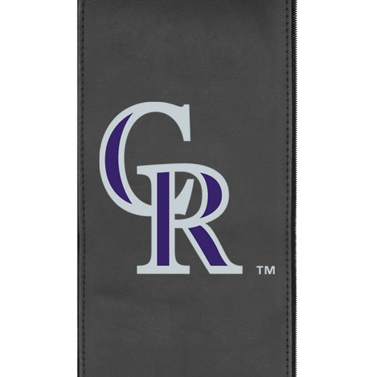 Colorado Rockies Secondary Logo Panel