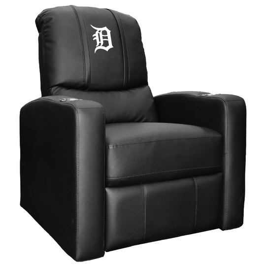 Stealth Recliner with Detroit Tigers White