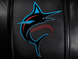 Relax Recliner with Miami Marlins Alternate Logo Panel