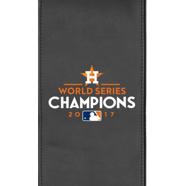 Houston Astros 2017 Champions Logo Panel