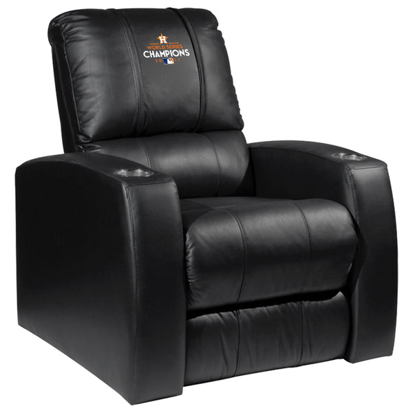 Relax Recliner with Houston Astros 2017 Champions
