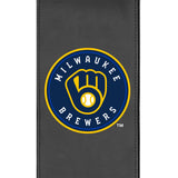 Relax Recliner with Milwaukee Brewers Primary Logo