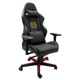Xpression Gaming Chair with Milwaukee Brewers Secondary Logo