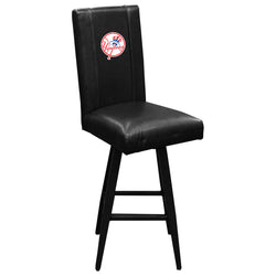 Swivel Bar Stool 2000 with New York Yankees Secondary