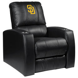 Relax Recliner with San Diego Padres Primary Logo