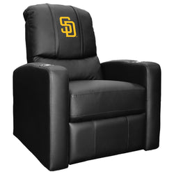 Stealth Recliner with San Diego Padres Primary Logo