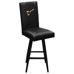 Swivel Bar Stool 2000 with San Diego Padres Secondary Logo